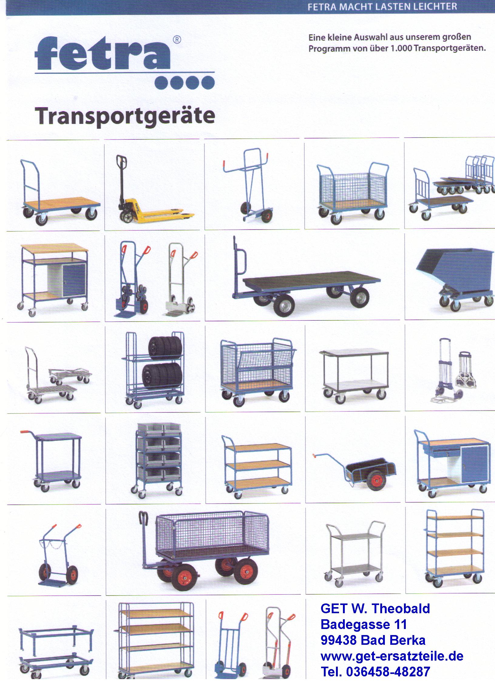 get-onlineshop.de, Stuhlkarre, Magazinwagen, Tischwagen, Etagenwagen, Servierwagen