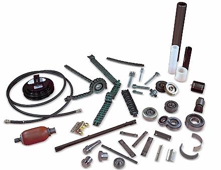 Gabelstapler Ersatzteile