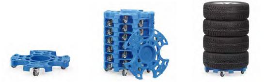 Reifen Roller Tyre-Trolley Fetra Get-Ersatzteile