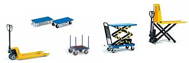 get-ersatzteile.de / Gabelhubwagen, Scherenhubwagen, Hubtischwagen, Maschinenheber, Transportroller, Fahrwerke, Möbelroller, Hubrollen von Fetra Transportgeräte